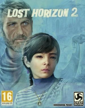 Copertina Lost Horizon 2 - PC