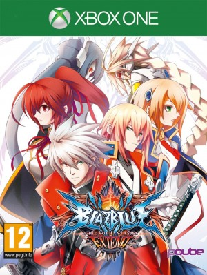 Copertina BlazBlue: Chrono Phantasma EXTEND - Xbox One