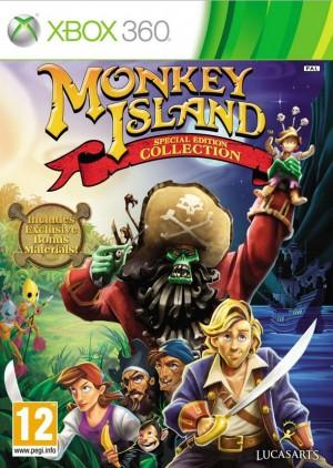 Copertina Monkey Island 2 Special Edition: LeChuck's Revenge - Xbox 360