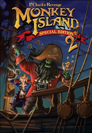 Copertina Monkey Island 2 Special Edition: LeChuck's Revenge - PC