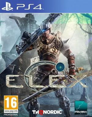 Copertina ELEX - PS4