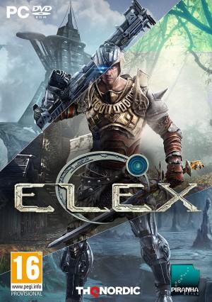 Copertina ELEX - PC