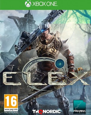 Copertina ELEX - Xbox One