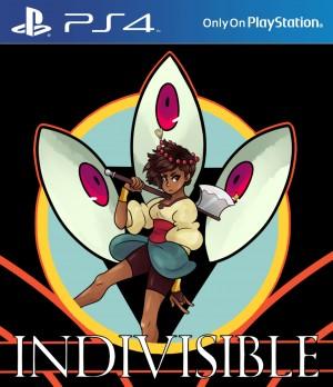 Copertina Indivisible - PS4