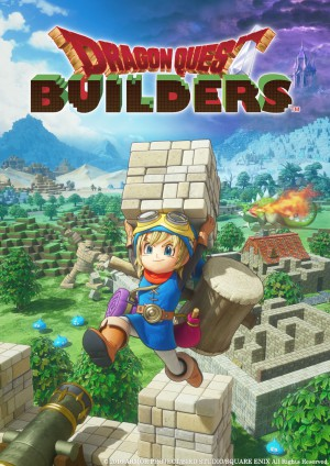 Copertina Dragon Quest Builders - PS Vita