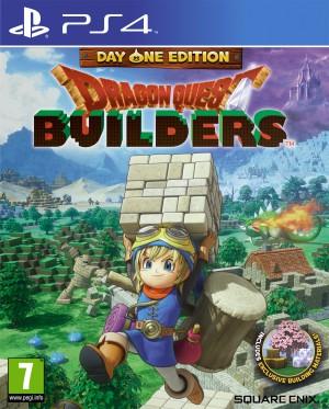 Copertina Dragon Quest Builders - PS4
