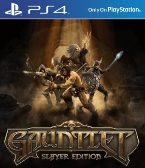 Copertina Gauntlet: Slayer Edition - PS4