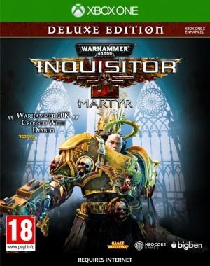 Copertina Warhammer 40,000: Inquisitor: Martyr - Xbox One