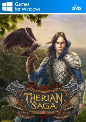 Copertina Therian Saga - PC