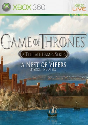 Copertina Game of Thrones Episode 5: A Nest of Vipers - Xbox 360