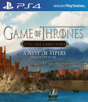 Copertina Game of Thrones Episode 5: A Nest of Vipers - PS4