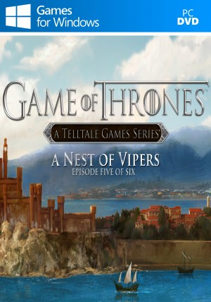 Copertina Game of Thrones Episode 5: A Nest of Vipers - PC