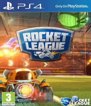 Copertina Rocket League - PS4