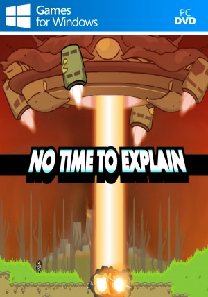 Copertina No Time to Explain Remastered - PC