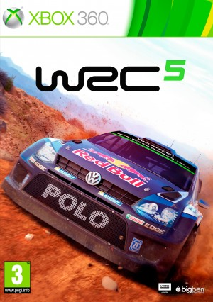 Copertina World Rally Championship 5 - Xbox 360