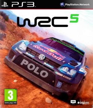 Copertina World Rally Championship 5 - PS3