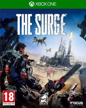 Copertina The Surge - Xbox One