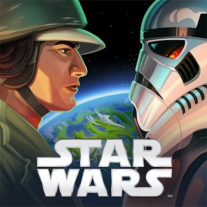 Copertina Star Wars Commander - Android