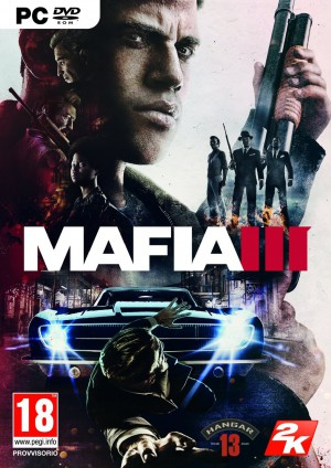 Copertina Mafia III - PC