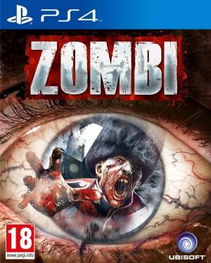 Copertina Zombi - PS4