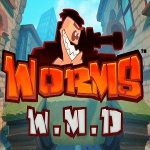 Copertina Worms WMD - PC