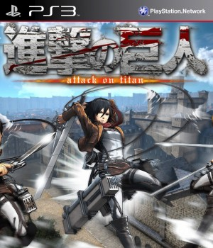 Copertina A.O.T. Wings of Freedom - PS3