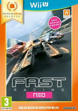 Copertina FAST Racing Neo - Wii U