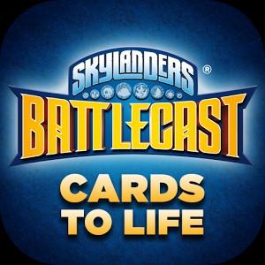 Copertina Skylanders BattleCast - iPad