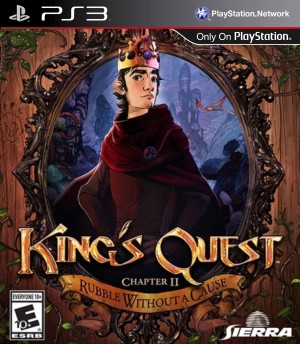 Copertina King's Quest Episode 2: Rubble Without a Cause - PS3