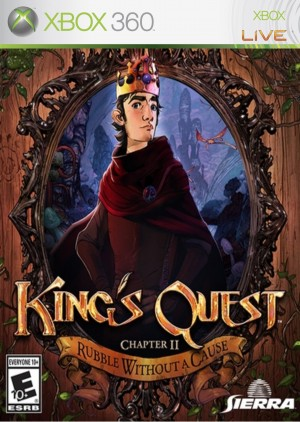 Copertina King's Quest Episode 2: Rubble Without a Cause - Xbox 360