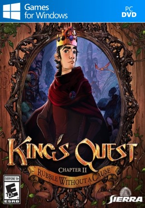 Copertina King's Quest Episode 2: Rubble Without a Cause - PC