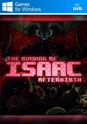 Copertina The Binding of Isaac: Afterbirth - PC