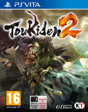 Copertina Toukiden 2 - PS Vita