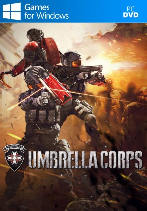 Copertina Resident Evil: Umbrella Corps - PC