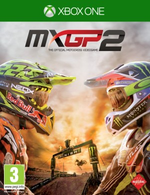 Copertina MXGP 2: The Official Motocross Videogame - Xbox One