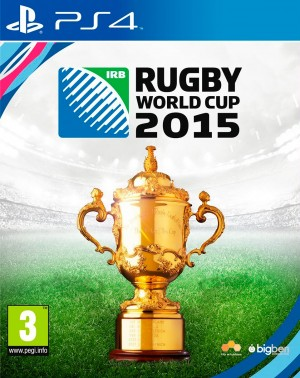 Copertina Rugby World Cup 2015 - PS4