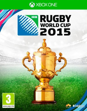 Copertina Rugby World Cup 2015 - Xbox One