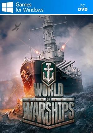 Copertina World of Warships - PC