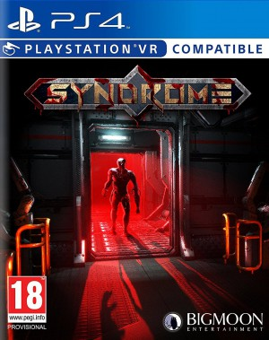 Copertina Syndrome - PS4