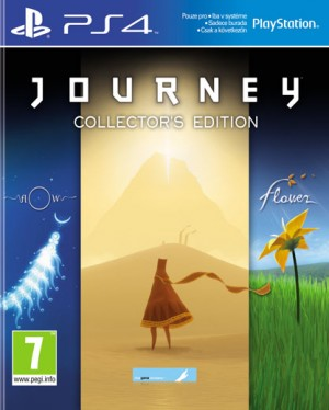 Copertina Journey Collector's Edition - PS4