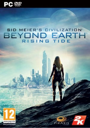 Copertina Sid Meier's Civilization: Beyond Earth - Rising Tide - PC