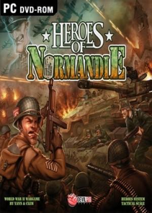 Copertina Heroes of Normandie - PC