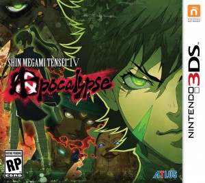 Copertina Shin Megami Tensei IV: Apocalypse - 3DS