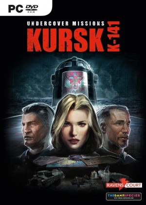 Copertina Undercover Missions: Operation Kursk K-141 - PC