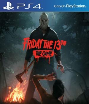 Copertina Friday the 13th - PS4