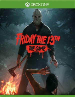Copertina Friday the 13th - Xbox One