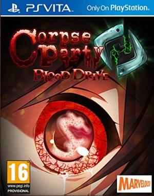Copertina Corpse Party: Blood Drive - PS Vita