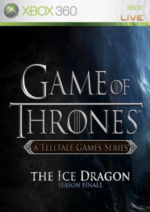 Copertina Game of Thrones Episode 6: The Ice Dragon - Xbox 360