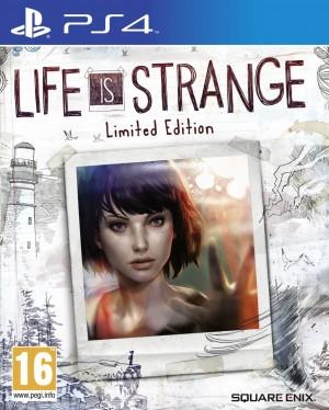 Copertina Life is Strange - Limited Edition - PS4