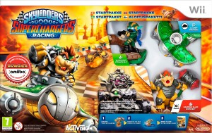 Copertina Skylanders SuperChargers - Wii